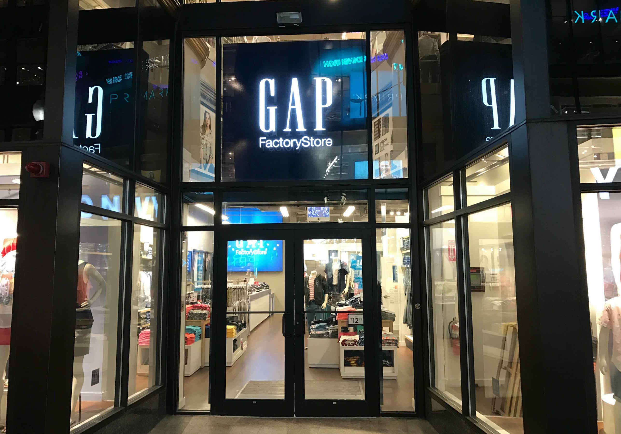 graphic relating to Gap Factory Printable Coupon referred to as $20 Help save w/ Clean* Hole Manufacturing unit Discount coupons, Promo Codes August : 2019